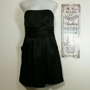 Woman's black formal dress size 14